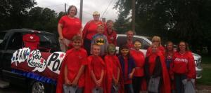 Riley Creek Parade